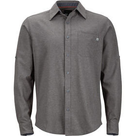 Marmot Windshear LS Shirt Men Cinder